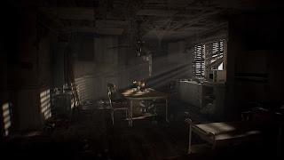 Resident Evil 7 Classic HD Wallpaper
