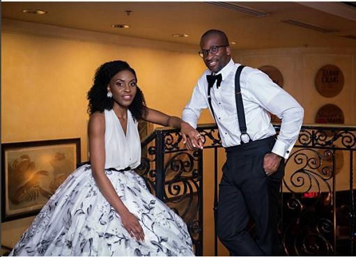 Photos: Nigerian Man Stages Lavish 30th Birthday For Wife On The Streets Of New Orleans