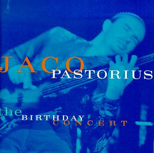 Solo for tenor saxophone of The Chicken by Jaco Pastorius