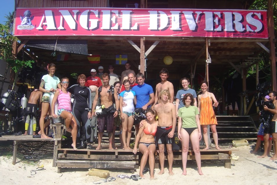 Angel Divers