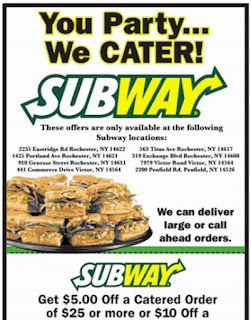 graphic relating to Printable Subway Coupons named Subway Printable Discount codes Might 2018 - Data Discount codes 2018