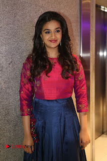 Actress Keerthi Suresh Stills at Remo Success Meet  0096.JPG