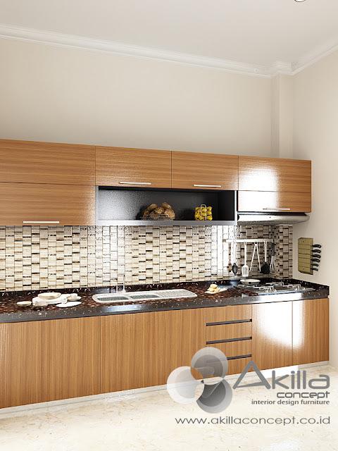 jasa pembuatan kitchen set minimalis surabaya