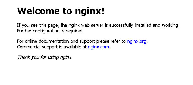 setup configure nginx windows and linux