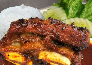 Iga Bakar Buncit Wisata Kuliner Bandung