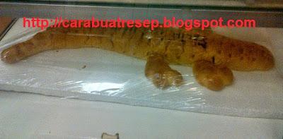 Foto Roti Buaya Mini Ala Betawi Enak