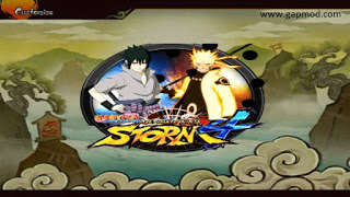 Head Soccer Mod Naruto NSUNS 4 APK+DATA Terbaru Androi