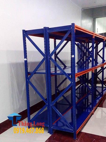 Lắp đặt kệ kho chứa hàng công nghiệp tại Bắc Ninh