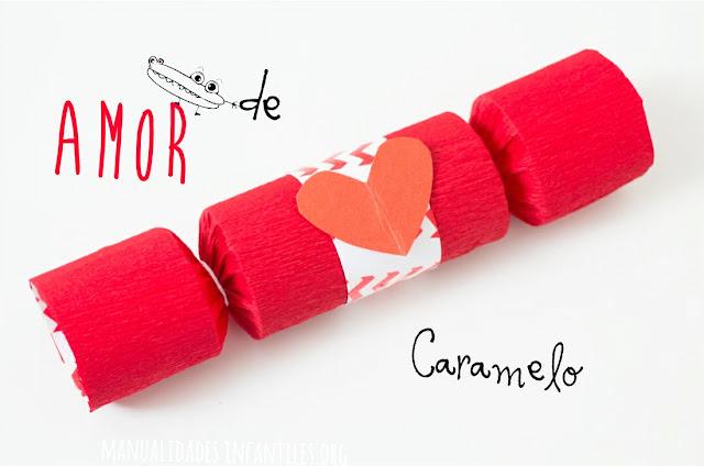manualidades para regalar en San Valentin