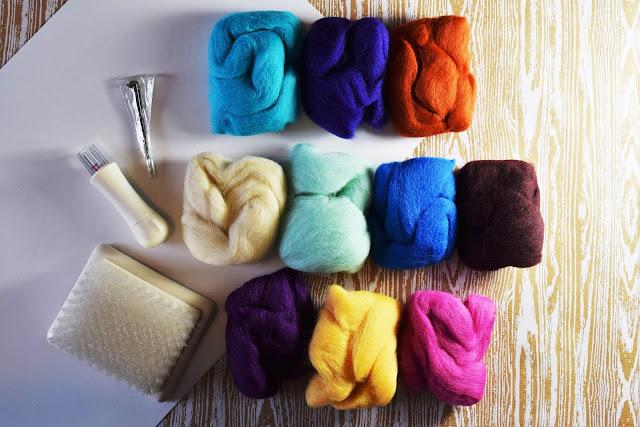 Laura Ashley Needle Felting Kit