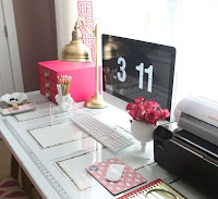 Resultado de imagen para blogger design tumblr desk