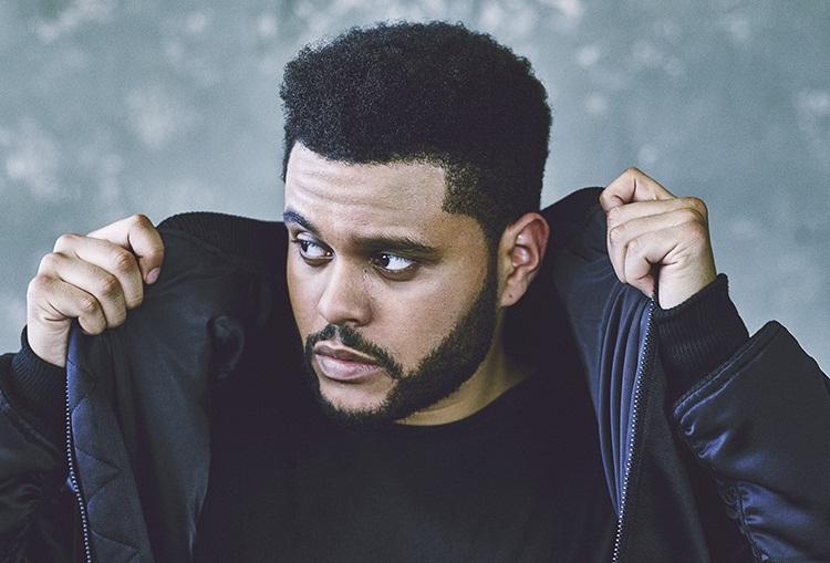 The Weeknd rompió el record de reproducciones diarias en Spotify