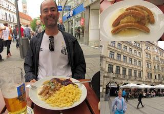 O que comer na Alemanha