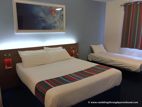 Clean and comfy -Travelodge South Shore, Blackpool