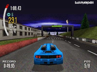 need for speed2 psx