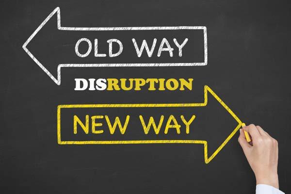 Pengertian Disruption