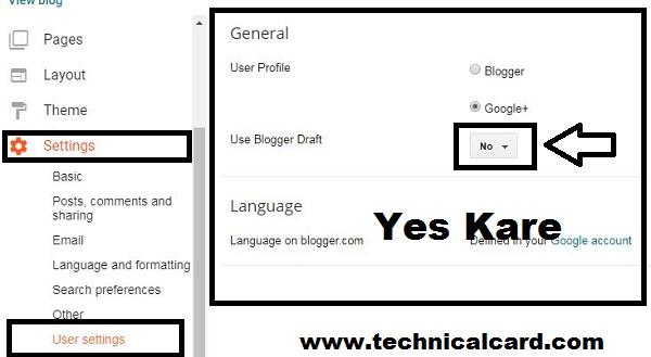 Blogger Draft Kya Hai ? Draft Mode Enable Kaise Kare ? Use Kaise Kare ?