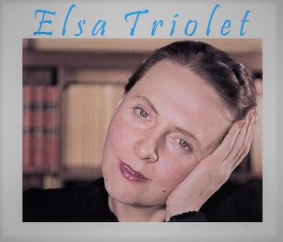 Elsa Triolet : Romancière française