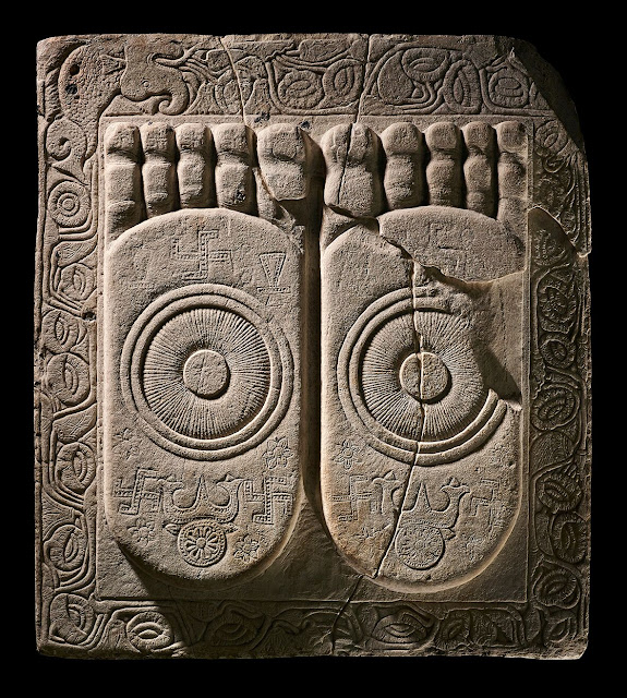 'Imagining the Divine: Art and the Rise of World Religions' at The Ashmolean, Oxford