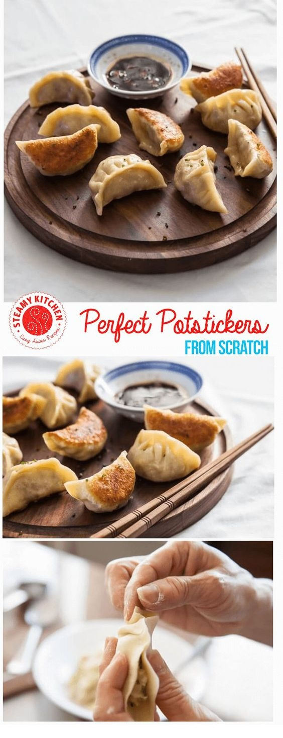 Best Potsticker Dumpling Recipe