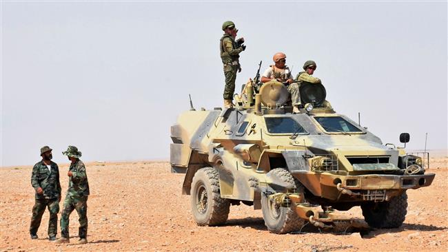 Syrian army forces, allies break Daesh Takfiri terrorists siege on Dayr al-Zawr