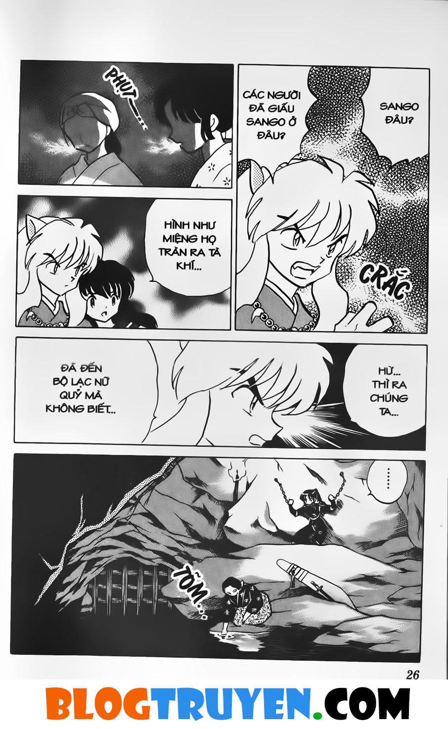 Inuyasha vol 30.2 trang 5