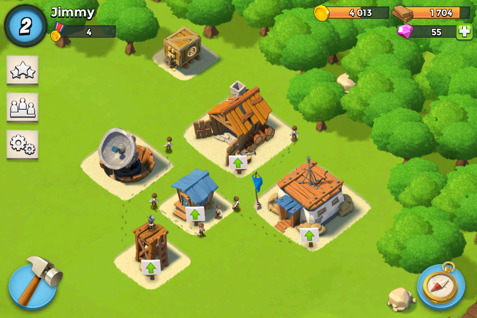 In 2017 Supercell Released Clash Of Clans Which Quickly Became A Runaway Hit For Combination Troop Management
