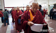 The Lamas who will select the Chinese 15th Dalai Lama