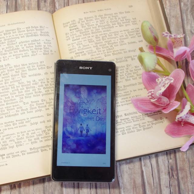 [Books] Kristina Moninger -  Nur eine Ewigkeit mit Dir
