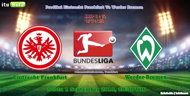 Prediksi Eintracht Frankfurt Vs Werder Bremen - ituBola