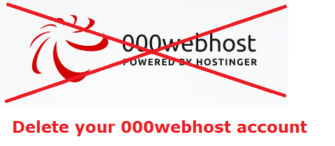 Did you think to delete 000webhost account . We helps to understand , How to delete your 000webhost account .