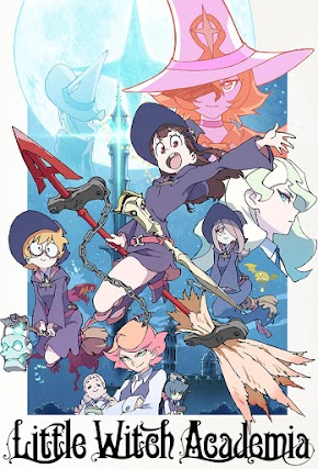 Little Witch Academia 13/13 [Temporada 1] [Español Latino] [MEGA]