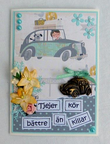 grattis till körkortet kort ROX Stamps: Grattis till körkortet! grattis till körkortet kort