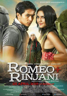 Download film Romeo + Rinjani (2015) WEB-DL Gratis