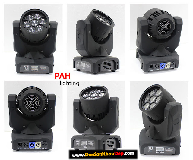 Moving head 7 mắt