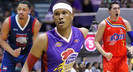 LIST of PBA Players from New York and Florida, USA as of 2019 PBA Philippine Cup