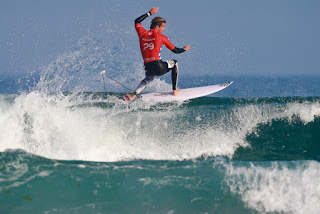 15 Evan Geiselman USA Pantin Classic Galicia Pro foto WSL Laurent Masurel