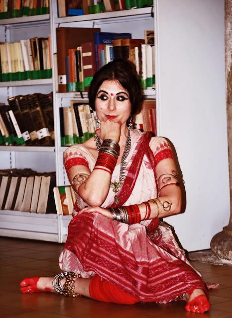 odissi bharatanatyam bharata natyam roma