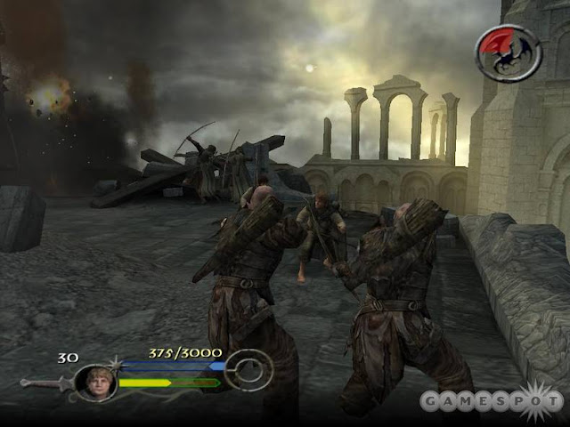 The Lord of The Rings The Return of The King PC Game Download Gameplay