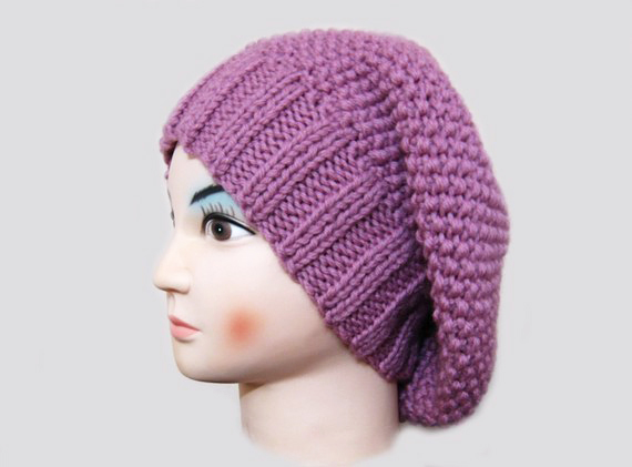 Free Knitting Pattern Beret Straight Needles : Lana creations My knitting work, knit project and free patterns catalogue