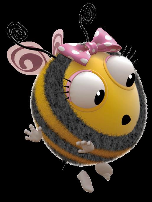 Cartoon Characters The Hive
