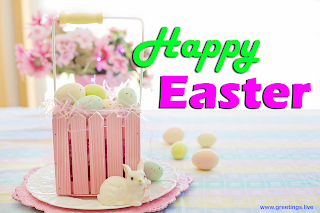 Easter 2019 celebrations Greetings