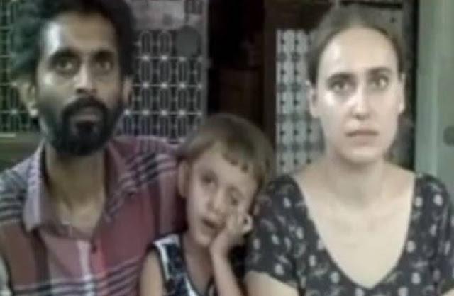 सास के खिलाफ धरने पर रूसी बहू, मदद के लिए सुषमा स्वराज ने किया ट्वीट