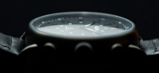 Commercial Photography: Boldr Watch