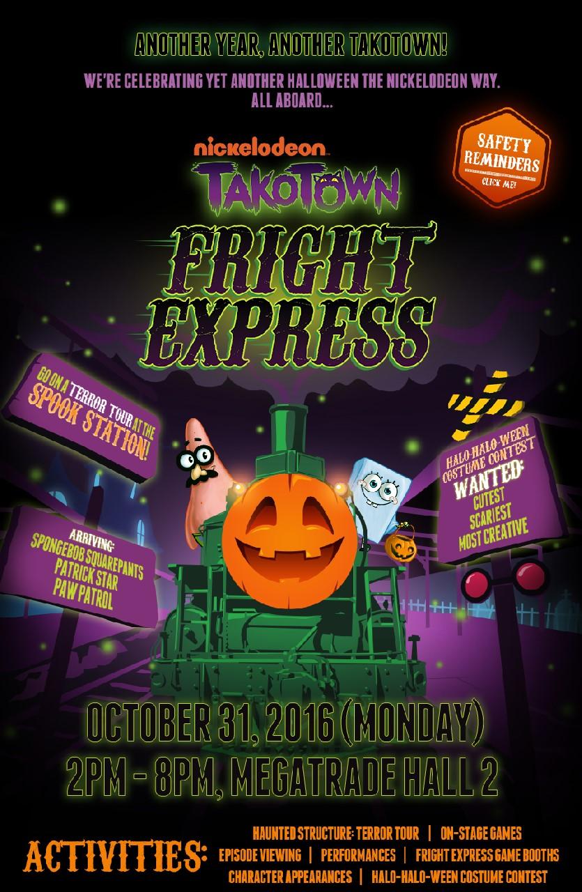 Manila Shopper: Trick-or-Treat Halloween 2016 Activities in the Metro