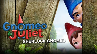 Sherlock Gnomes Cover Wallpaper