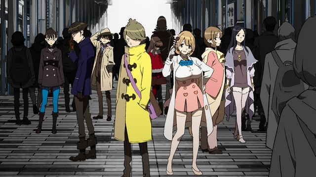 Occultic;Nine انميات خريف 2016