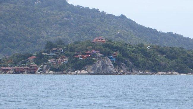 Остров Панган Хаад-рин