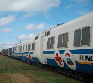 El Tren Alma, paralizado por el Ministerio de Transporte