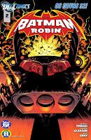 Os Novos 52! Batman e Robin #2
